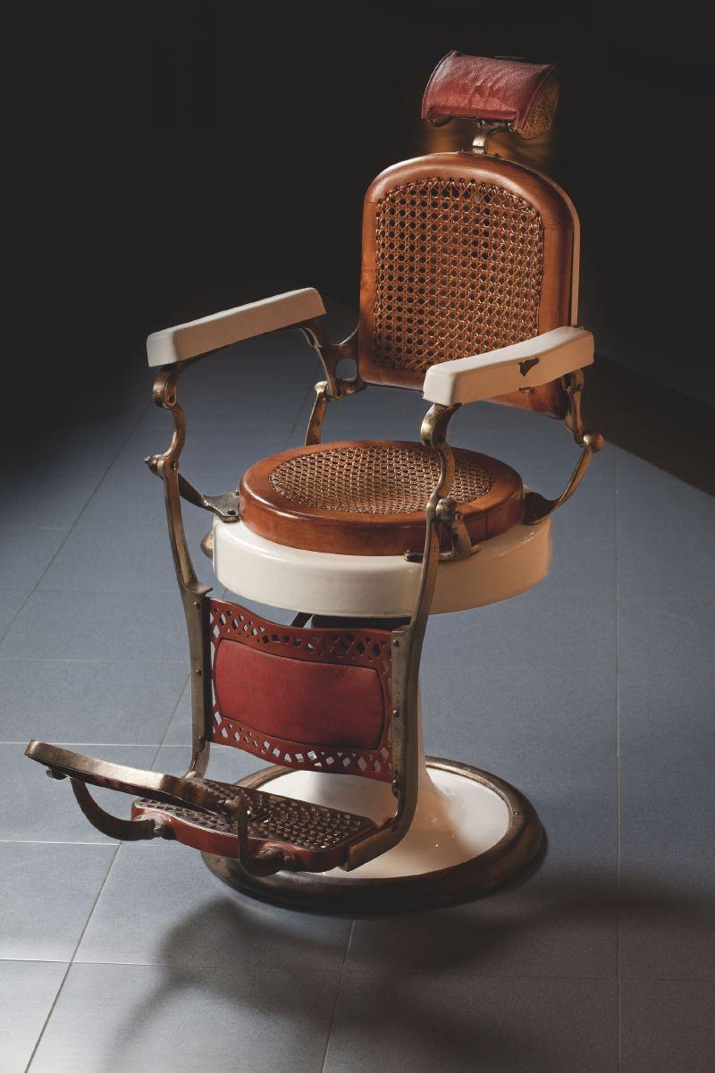 Silla barbero 1940